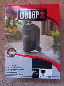Weber 57 CM Master-Touch Premium Outdoor Barbecue/Grill Protector 7186