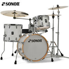 Sonor AQ2 Series BOP Drum Shell Pack White Marine Pearl 18x14_14x13_12x8_14x6