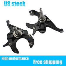 "2PCS For 1982-2004 Chevrolet S10 GMC Sonoma Jimmy 2""inch Front Drop Spindles"