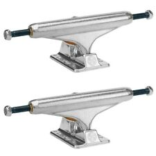 Independent 129 Stage 11 Forged Titanium Silver Skateboard Trucks