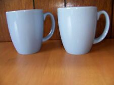 CORELLE  Stoneware coffee/tea cup/mugs tapered pale blue replacement piecee part