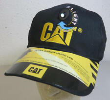 3ec89afeb2b Caterpillar CAT 019605 Baseball Style Cap With LED Light Black
