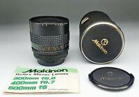 MAKINON MC REFLEX  300/5,6 per Canon FD
