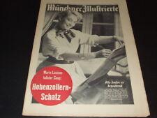 Audrey Hepburn … inside 1 photo … german magazine … 1952