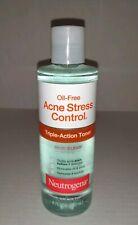 Neutrogena Oil-Free Acne Stress Control, Triple-Action Toner 8 fl. oz