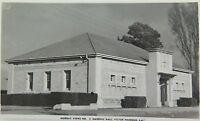 .VICTOR HARBOUR, MASONIC HALL SOUTH AUSTRALIA VINTAGE MURRAY VIEWS NO 5 POSTCARD