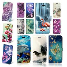 PU LEATHER BOOK FLIP PROTECT SLOTS PHONE CASE COVER FOR SAMSUNG GALAXY A9 2018