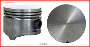 Piston For Select 75-86 Ford Mercury Models P1560(1)STD