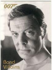 James Bond Quotable Bond Villains Chase Card F13