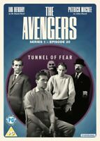 Nuovo The Avengers Tunnel Of Fear DVD