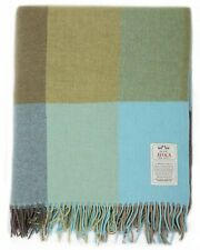 100% Pure Wool Throw by Avoca (Design: Mahon) - Made in Ireland