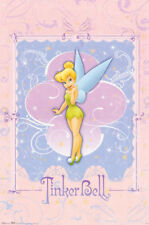 LOT OF 2  POSTERS :CARTOON: TINK - PIXIE DUST - TINKER BELL     #8694    RP69 F