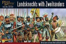 Warlord Games - Pike & Shotte - Landsknecht with Zweihanders - 28mm