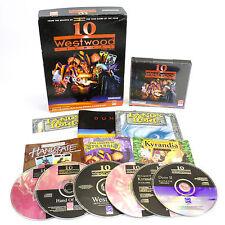 10 Westwood Studios 1985-1995, Dune II, Lands of Lore, The Legend of Kyrandia