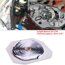 Car Windshield Trim Sealant Butyl Rubber Headlight Reseal Retrofit Gule Strip 4M