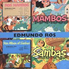 Ros Mambos / Ros Album of Sambas
