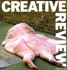 CREATIVE REVIEW Magazine December '97 MILOTOS MANETAS Peter Hewitt DOUGLAS ADAMS