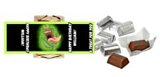 SLIMER GHOST BUSTERS GHOSTBUSTERS HERSHEY NUGGET WRAPPERS BIRTHDAY PARTY FAVORS