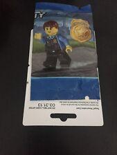 Lego City Undercover Chase McCain Promo Minifigure Polybag ~ SEALED Unopened