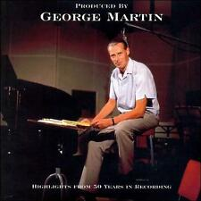 Produced By GEORGE MARTIN SEALED CD Highlights From 50 Years 24 Songs BEATLES