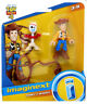 NEW Fischer-Price Imaginext Toy Story 4 - Forky & Woody Figure Set Disney Pixar