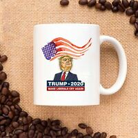 Make Libarels Cry Again Ceramic Coffee Mug Tea Cup