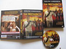The Mechanik de Dolph Lundgren avec Ben Cross, DVD, Action