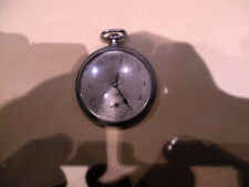 belle montre  a gousset ancienne a remontoir en argent