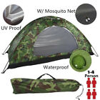 2-4 Person Portable Outdoor Camping Tents Waterproof Folding Tent Beach Hiking