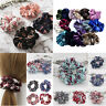 4X Velvet Scrunchies Ponytail Holder Hair Accessories Lot Elastic Hair Band
