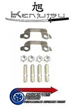 Kenjutsu Manifold Turbo Studs Locktabs and Locknuts kit- For PS13 Silvia SR20DET