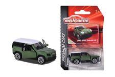 Majorette 212053052q30-Premium Cars-Premium Cars Land Rover Defender 90-nuevo
