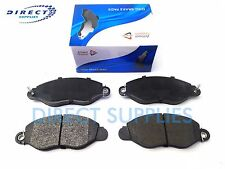 FORD TRANSIT 2.0 TDCI ALLIED NIPPON FRONT BRAKE PADS OE QUALITY