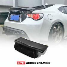 For TOYOTA SUBARU BRZ FT86 GT86 EPA Type Carbon Fiber Rear Trunk Exterior kit