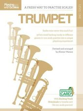 Playing with Scales: Trumpet Book Audio Online NEW 014043139