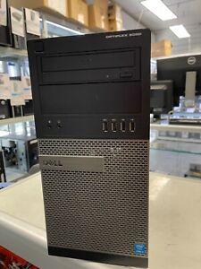 PC DE BUREAU DELL OPTIPLEX 9020 INTEL I5-4590 3.3GHZ 4GO 500GO HD WIN 10