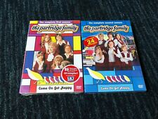 THE PARTRIDGE FAMILY SEASONS 1 & 2, DVD, NEW