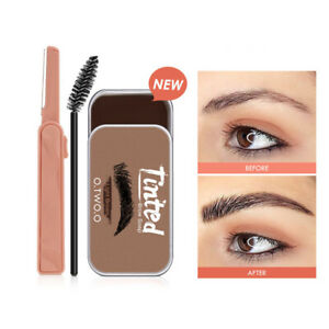 Eyebrow Gel Wax Brow Soap Tint Enhancer Natural Makeup Soap Brow Sculpt L^lk