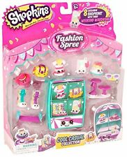 Shopkins Season 3 Fashion Spree Pack Cool N' Casual Girls Toy Pink Fun Doll Game