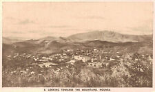 Noumea,New Caledonia,South Pacific,Looking Towards the Mountains,# 6,c.1909