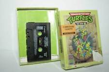 TEENAGE MUTANT HERO TURTLES THE COIN OP COMMODORE 64 EDIZIONE INGLESE FR1 56219