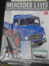 Mercedes l 1113/1966 * Nº 20 * coleccionista kit 1:12
