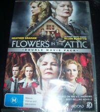 Flowers In The Attic / Petals On The wind (Australia Region 4) 2 DVD – New
