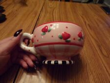 New Mary Engelbreit Teacup Candle Pink