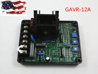 NEW Universal GAVR-12A AVR Generator Automatic Voltage Regulator Module
