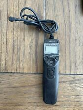 Vello ShutterBoss II Timer Remote Switch For Canon with 3-Pin - Free Shipping