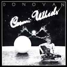 DONOVAN - Cosmic Wheels (LP) (VG/VG)
