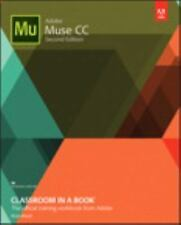 Adobe Muse CC Classroom in a Book 2nd Edition