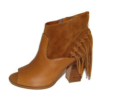 New MARC FISHER 'Onita' Fringed Bootie, sz 7.5