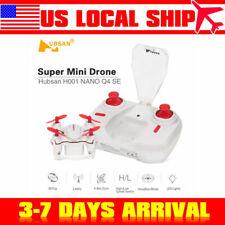 Hubsan H001 Nano Q4 2.4G 4CH RC Pocket Quadcopter 480P Camera Drone Toys RTF,USA